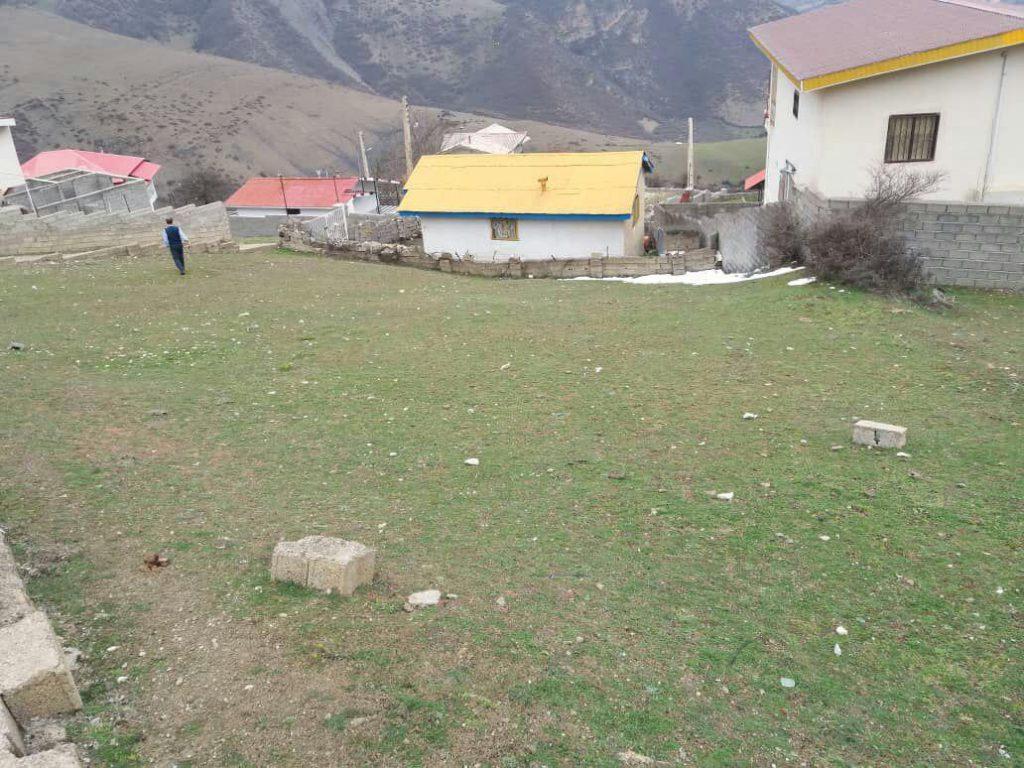فروش ۲۰۰ متر زمین ییلاقی در رامسر (دره دم-گلدره)